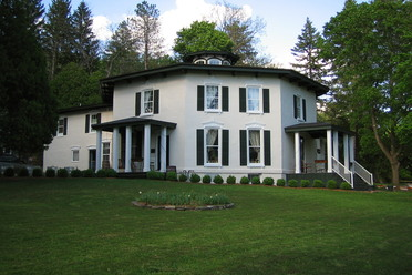 T.M. Younglove Octagon House.
