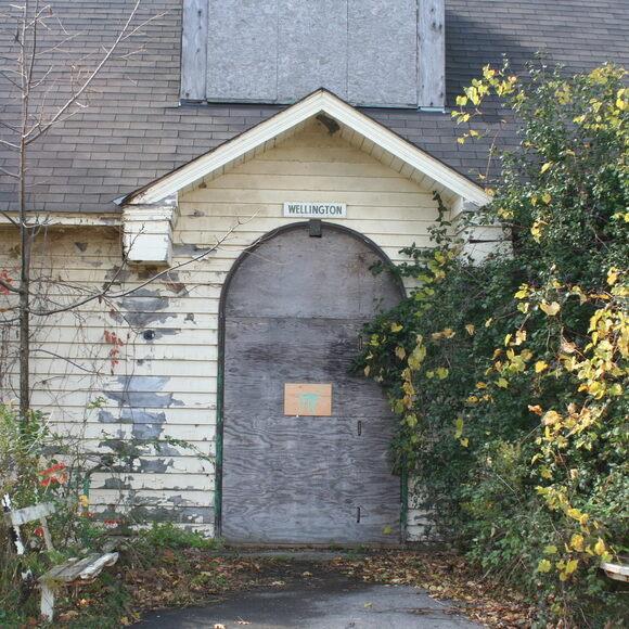 Abandoned Veterans Village At Westminster Ponds