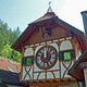 The biggest cuckoo clock in the world.