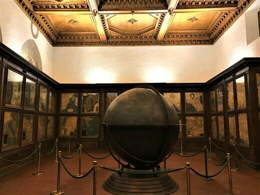 Medici Hall of Maps - Sala delle Carte Geografiche – Florence ...