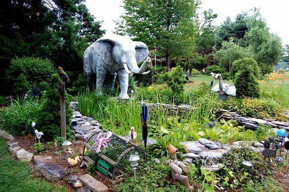 Mr  Ed's Elephant Museum – Orrtanna, Pennsylvania - Atlas Obscura