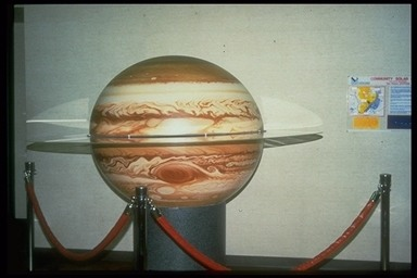 giant solar system model - photo #8