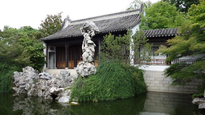 New York Chinese Scholars Garden Staten Island