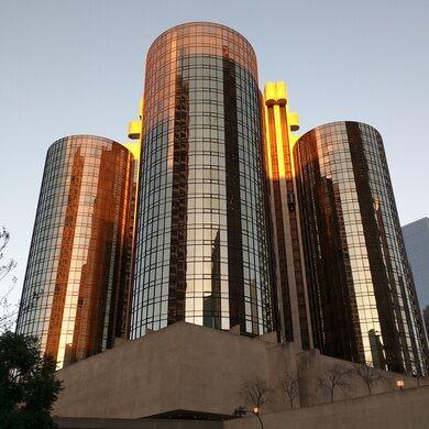 The Bonaventure Hotel – Los Angeles, California - Atlas Obscura
