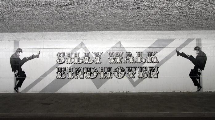 Silly Walks Tunnel