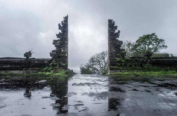 Ghost Palace Hotel Baturiti Indonesia Atlas Obscura