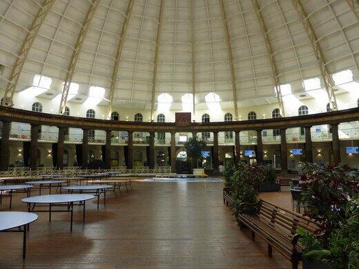 The Devonshire Dome Buxton England Atlas Obscura