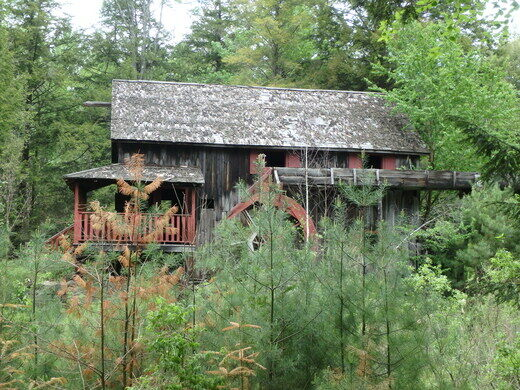 Abandoned Frontier Town – Schroon Lake, New York - Atlas Obscura