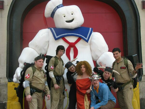 Ghostbusters Firehouse New York New York Atlas Obscura