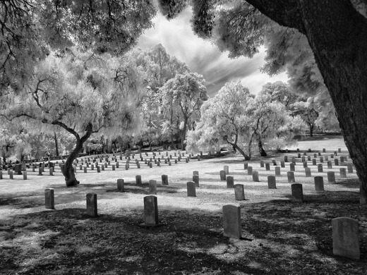 Mare Island Naval Cemetery – Vallejo, California - Atlas Obscura
