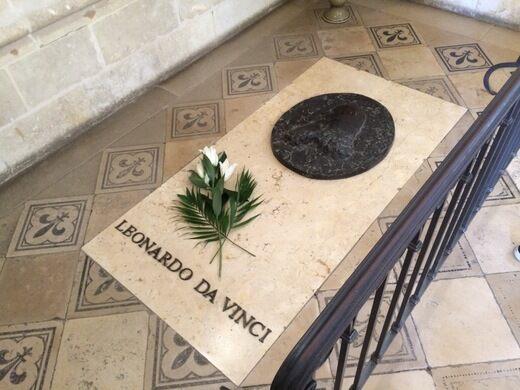 Leonardo da Vinci's Tomb – Amboise, France - Atlas Obscura