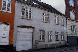 The house on Fiskergade 82, where Drakenberg lived.