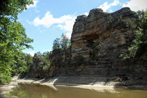 The Pinnacles Sturgeon Missouri Atlas Obscura