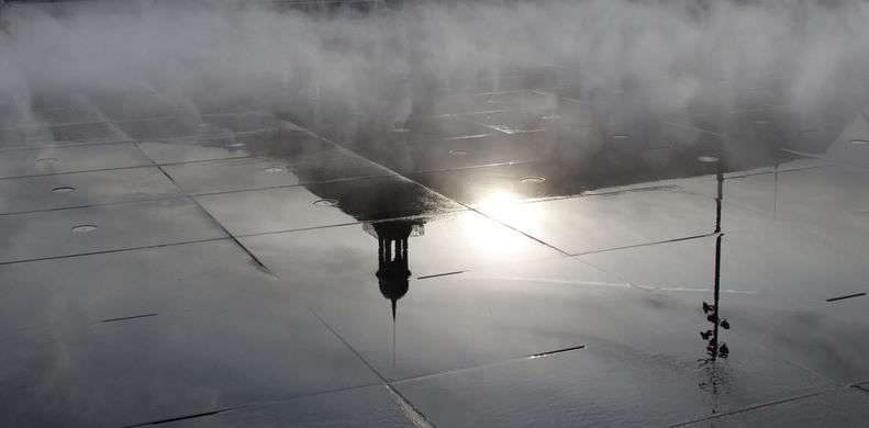 Miroir d 39 eau atlas obscura for Miroir d eau