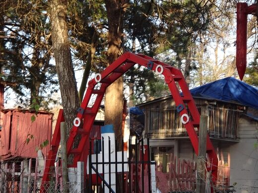 St  Peter's Spiritual Temple (Voodoo Village) – Memphis, Tennessee