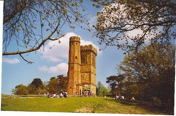 Leith Hill Tower Surrey England Atlas Obscura