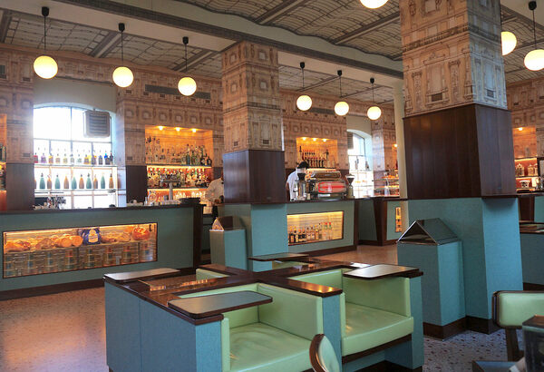 The Milanese Bar Entirely Designed By Wes Anderson