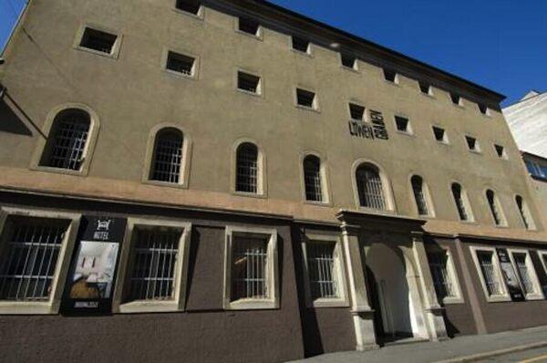 Erlebnishotel Jailhotel Lucerne Switzerland Atlas Obscura