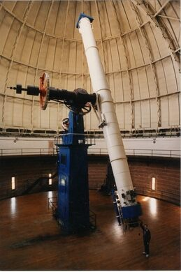 Yerkes Observatory – Williams Bay, Wisconsin - Atlas Obscura