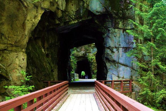 othello tunnels  u2013 hope  british columbia