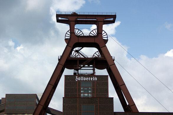 Map Of Zollverein Germany.Zollverein Essen Germany Atlas Obscura