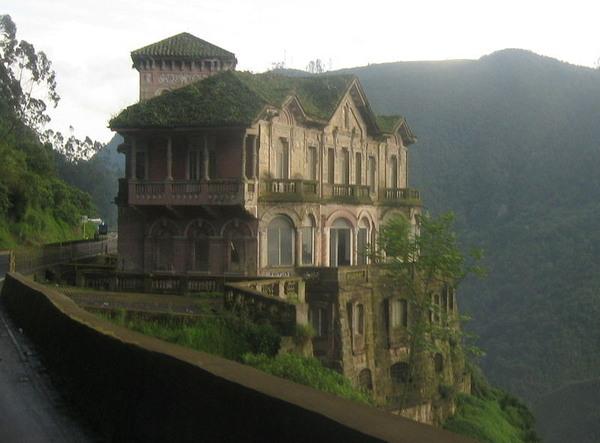 Tequendama Falls Museum - Atlas Obscura