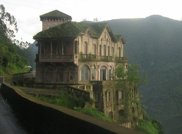 San Antonio Del Tequendama, Colombia - Atlas Obscura