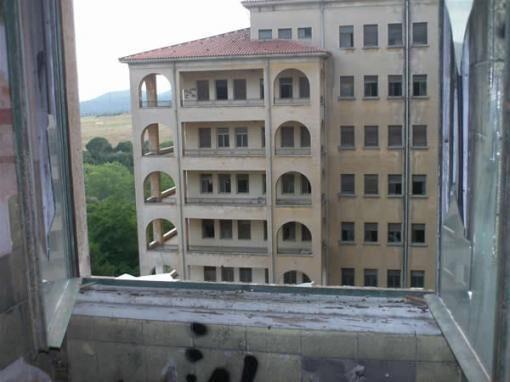 El terrorífico Hospital del Tórax. - ForoCoches