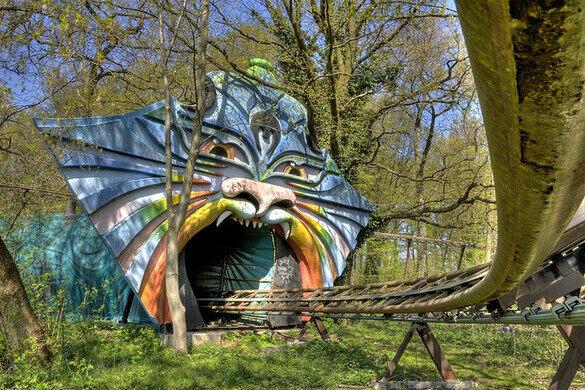 Spreepark! | Abandoned Berlin