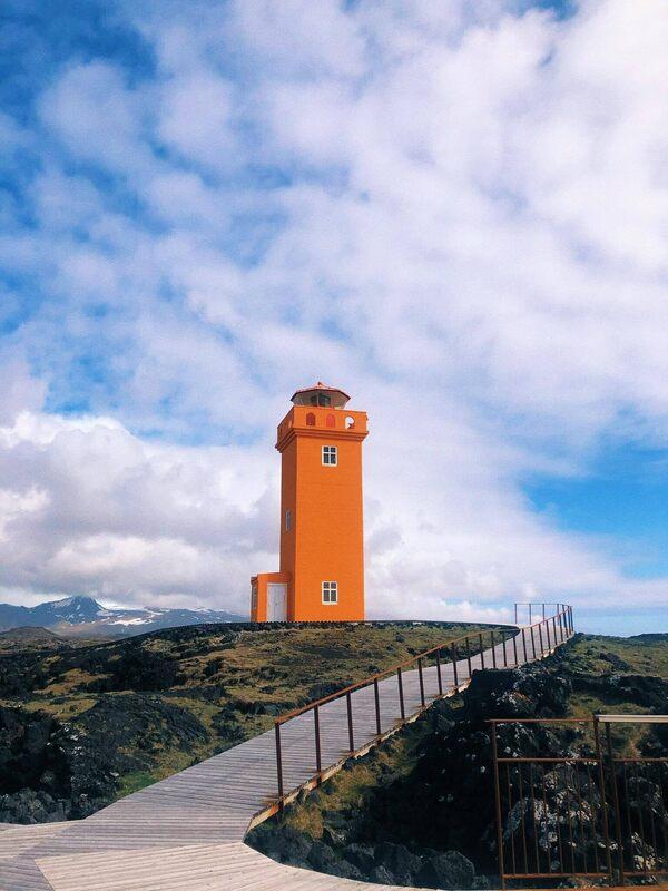 Photo of Svörtuloft Lighthouse | Atlas Obscura