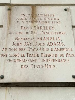 how many treaty of paris are there