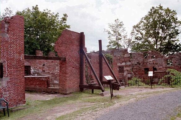 Old Newgate Prison – East Granby, Connecticut - Atlas Obscura