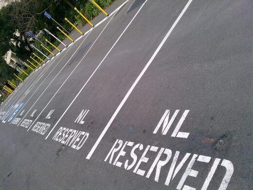 UC Berkeley's Nobel Laureate Parking Spaces – Berkeley