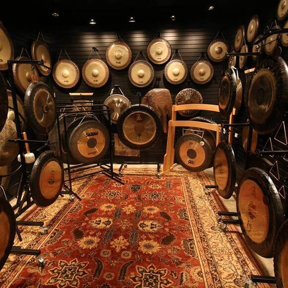 Memphis Gong Chamber – Memphis, Tennessee - Atlas Obscura