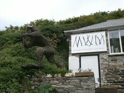 The Museum of Witchcraft & Magic – Boscastle, England - Atlas Obscura