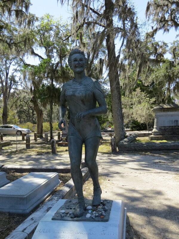 The Bonaventure Jogger – Savannah, Georgia - Atlas Obscura