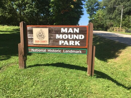 On Giants - Mounds, Monsters, Myth & Man, or, why we want to be small