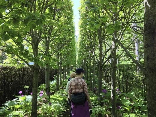Les jardins de quatre vents atlas obscura for Jardin 4 vents charlevoix