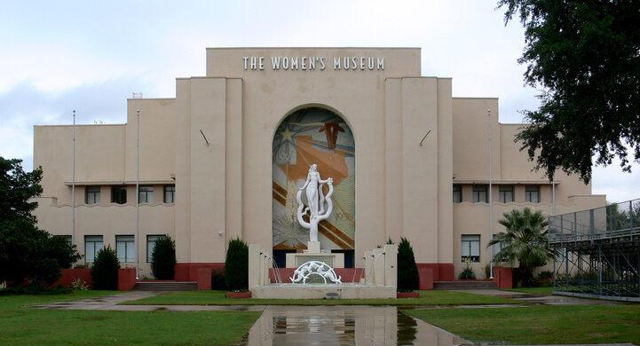 Texas Centennial Art Deco Buildings \u2013 Dallas, Texas , Atlas