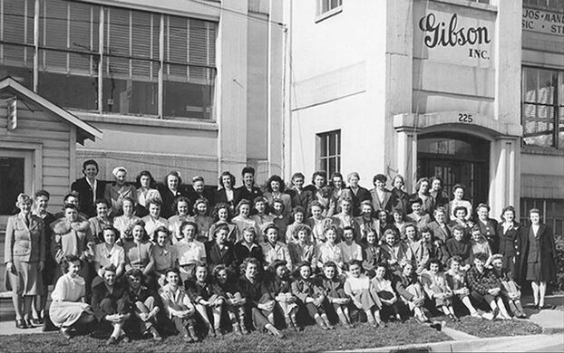 The Old Gibson Guitar Factory – Kalamazoo, Michigan - Atlas Obscura