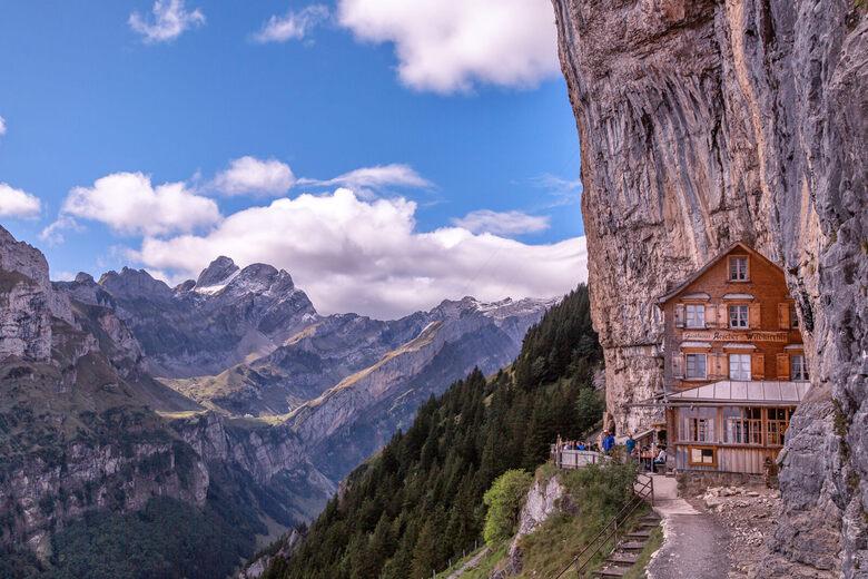 Berggasthaus Aescher Wildkirchli