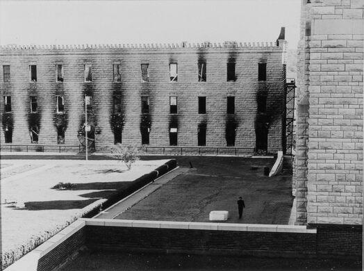 Missouri State Penitentiary – Jefferson City, Missouri
