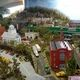 The model railroad.