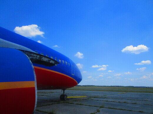 Laurinburg-Maxton Aircraft Boneyard – Maxton, North Carolina