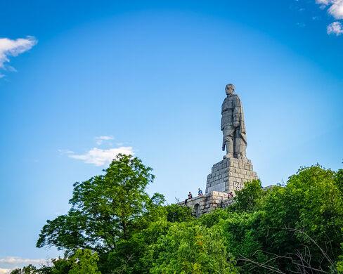 Alyosha Monument – Plovdiv, Bulgaria - Atlas Obscura