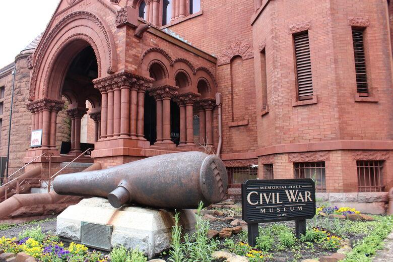 Louisiana's Civil War Museum at Confederate Memorial Hall – New ...