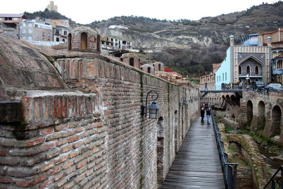Tbilisi Sulfur Baths
