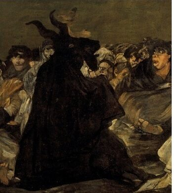 Witches' Sabbath (The Great He-Goat)' – Madrid, Spain