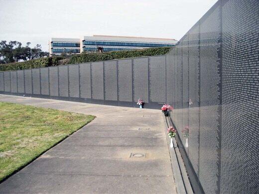 Wall South' Vietnam Memorial – Pensacola, Florida - Atlas