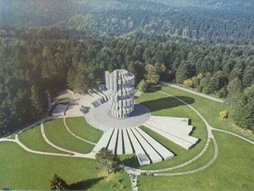 Kozara Monument Kozara Memorial Monume...